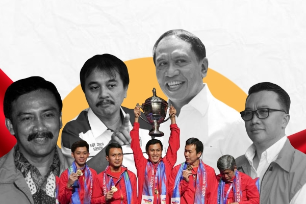 Editorial: Rotten Bureaucrats Rule over Indonesia's Sports, Sacrificing Athletes and Nation
