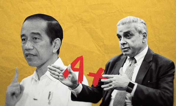 Rebuffing Professor Mahbubani's Praises for Jokowi Point by Point